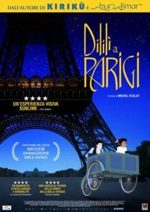 Didili a Parigi di Michel Ocelot