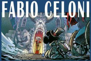 Fabio Celoni ad Albissola Comics