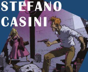 Stefano Casini ad Albissola Comics