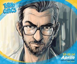 Boban Pesov a Torino Comics