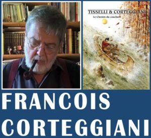 Francois Corteggiani ad Albissola Comics