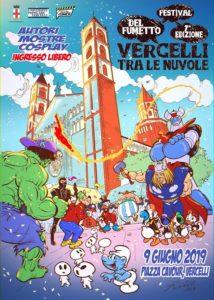 locandina Vercelli tra le Nuvole 2019