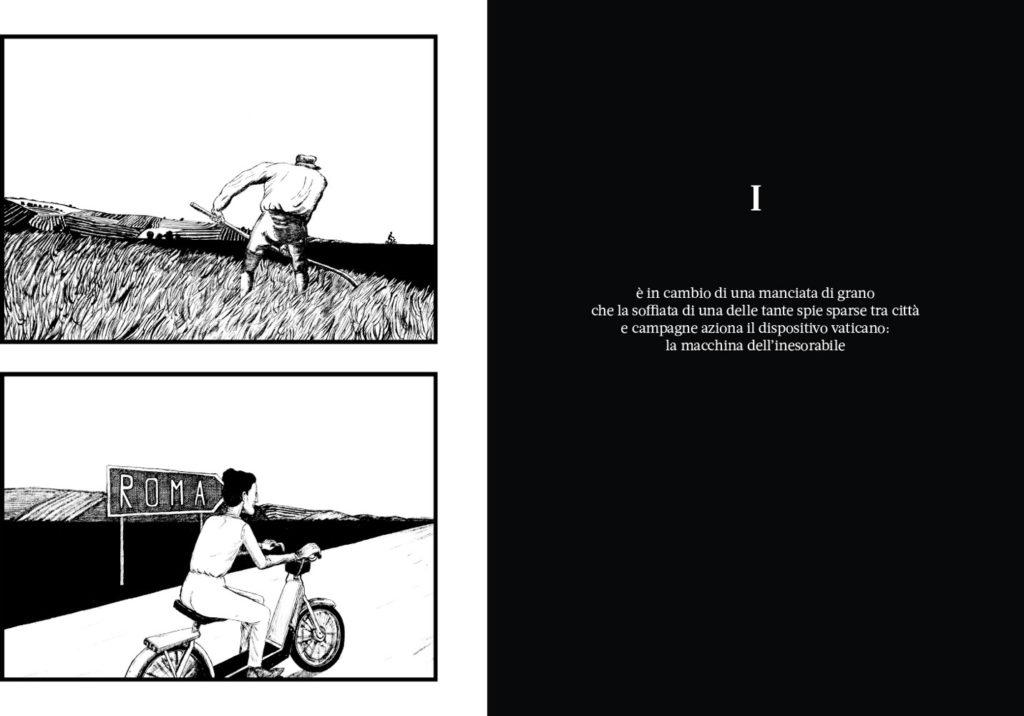 fumetto Valdivia e didascalie di cyop&kaf