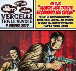 ricordo di Ade Capone a Vercelli