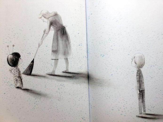 disegno di Isabelle Arsenault