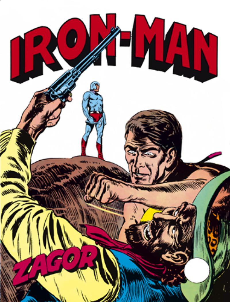 albo originale Iron-Man