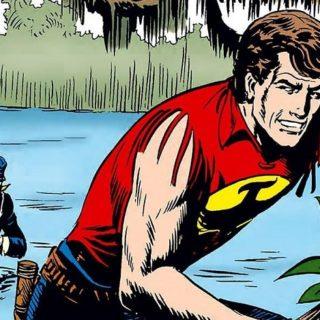 Zagor contro Iron-Man in Morte sul fiume
