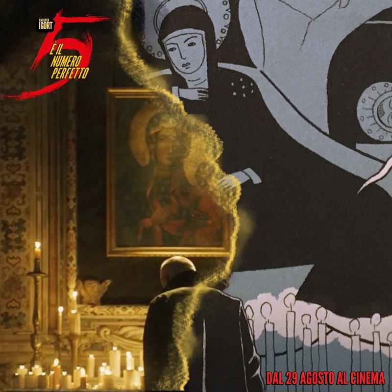 5 è il numero perfetto dal fumetto al film