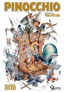 Pinocchio di Paolo Mottura