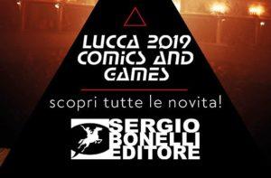 Sergio Bonelli Editore a Lucca Comics 2019