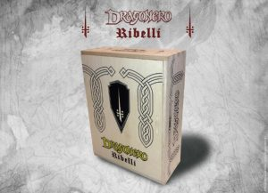 Ribelli Box allo stand Sergio Bonelli Editore