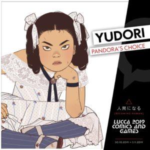 Yudori a Lucca Comics & Games