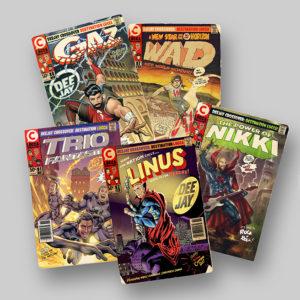 Radio DeeJay a Lucca Comics