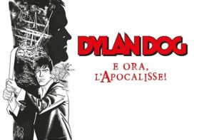 Dylan Dog a Lucca Comics