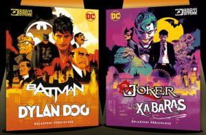 Batman e Dylan Dog a Lucca Comics