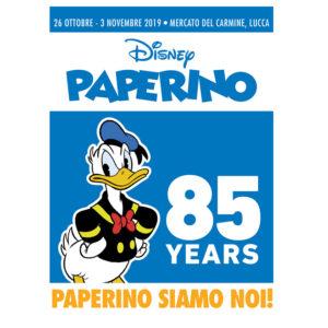 Mostra Paperino a Lucca Comics