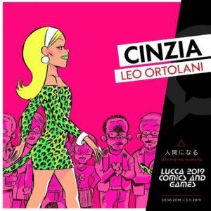 Io son Cinzia a Lucca Comics & Games