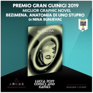 Gran Guinigi Graphic Novel a Lucca Comics