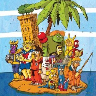 Lucca Comics & Games vista da Zerocalcare