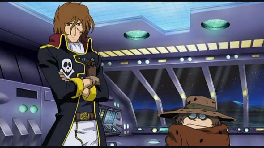 Capitan Harlock di Matsumoto