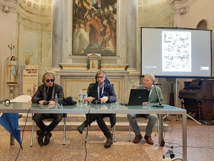 Claudio Chiaverotti presenta le Night Novels a Lucca