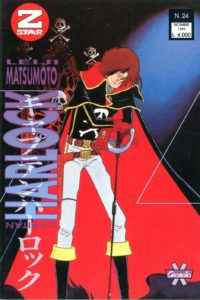 Capitan Harlock Granata Press