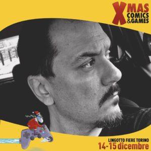 Claudio Sciarrone a Xmas Comics
