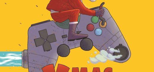 Xmas Comics 2019
