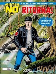 Mister No le nuove avventure n. 1