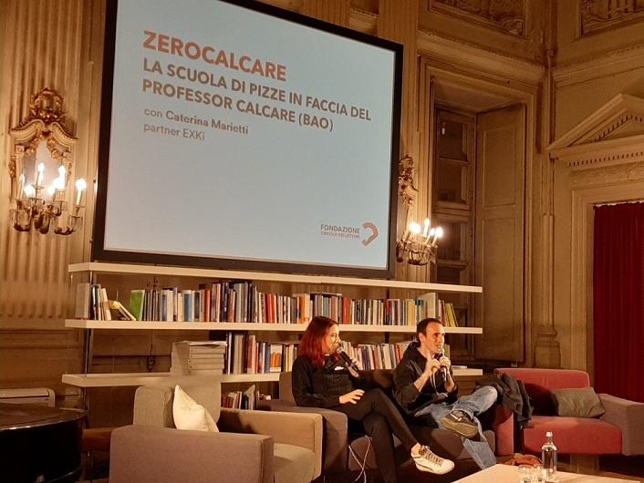 Zerocalcare al Circolo dei Lettori di Torino