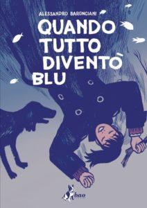 fumetto Quando tutto divento blu