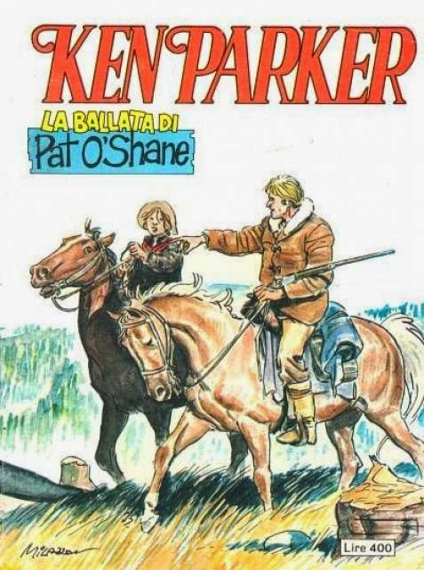 Ken Parker e Pat o Shane