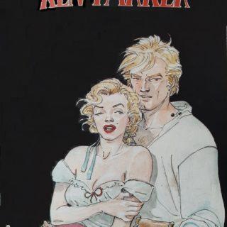 Ken Parker e Marilyn
