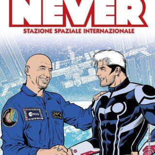 Luca Parmitano e Nathan Never